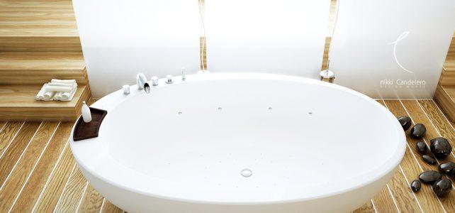 Cool Bath Interior