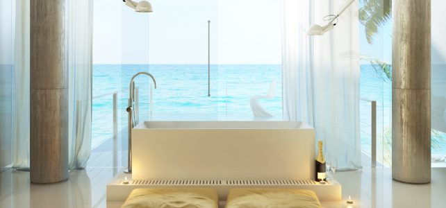 Breathtaking Ocean View Interior Design